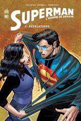 SUPERMAN L'HOMME DE DEMAIN T2