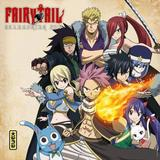 CALENDRIER FAIRY TAIL 2017