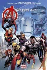 AVENGERS - TIME RUNS OUT T4