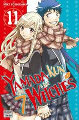 YAMADA-KUN & THE 7 WITCHES T7: WITCHES 11