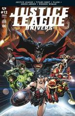 JUSTICE LEAGUE UNIVERS T12