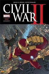 CIVIL WAR II N 2