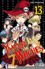 YAMADA-KUN & THE 7 WITCHES T7: WITCHES 13