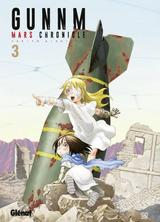 GUNNM MARS CHRONICLE T3