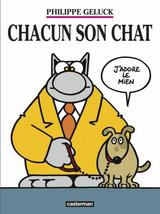 LE CHAT T21: CHACUN SON CHAT