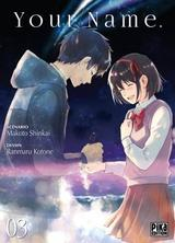 YOUR NAME. T3