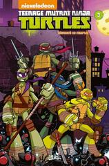 TEENAGE MUTANT NINJA TURTLES T3: SECURITE DE L'EMPLOI