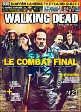 WALKING DEAD MAGAZINE T21: A