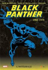 BLACK PANTHER: INTEGRALE 1966-1975