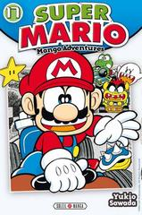 SUPER MARIO MANGA ADVENTURES T17