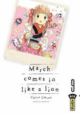 MARCH COMES IN LIKE A LION T9