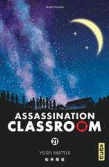 ASSASSINATION CLASSROOM T21