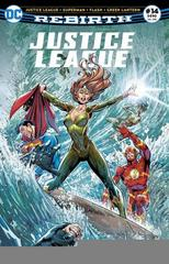 JUSTICE LEAGUE REBIRTH T14