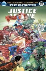 JUSTICE LEAGUE REBIRTH T15