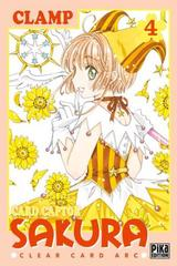 CARD CAPTOR SAKURA - CLEAR CARD ARC T4