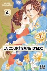 LA COURTISANE D'EDO T4