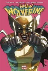 ALL NEW WOLVERINE T3