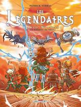 LEGENDAIRES (LES) T21: WORLD WITHOUT : LA BATAILLE DU NEANT