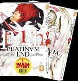 PLATINUM END: PACK DECOUVERTE T01+T02