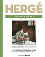 HERGE, LE FEUILLETON INTEGRAL T8