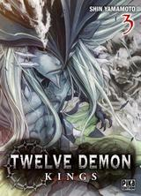 TWELVE DEMON KINGS T3