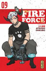 FIRE FORCE T9