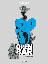 OPEN BAR: 1RE TOURNEE