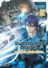 SWORD ART ONLINE - PROJECT ALICIZATION T2