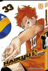 HAIKYU!! LES AS DU VOLLEY T33