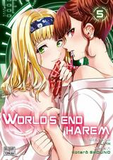 WORLD'S END HAREM T5