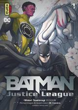 BATMAN AND THE JUSTICE LEAGUE T4