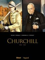 CHURCHILL: COFFRET TOME 01 & 02