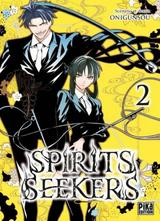 SPIRIT SEEKERS T2