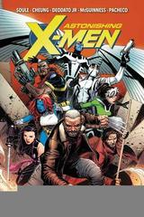 ASTONISHING X-MEN: LA VIE EN X