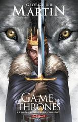 A GAME OF THRONES - LA BATAILLE DES ROIS T1