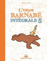 L'OURS BARNABE T5: INTEGRALE TOMES 16 A 19