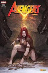 MARVEL SOFTCOVERS: AVENGERS UNIVERSE N°02 (2021)