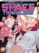 SPACE TRAVELERS T2