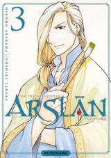 THE HEROIC LEGEND OF ARSLÂN T3