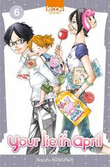 YOUR LIE IN APRIL T6