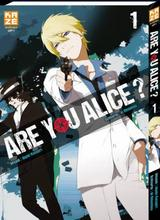 ARE YOU ALICE ? T12