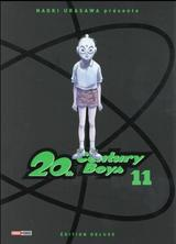20TH CENTURY BOYS T11: EDITION LUXE