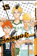 HAIKYU!! LES AS DU VOLLEY T15